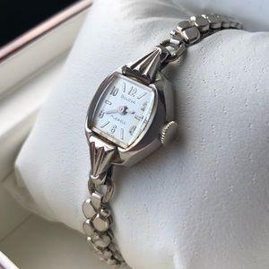 Vintage Bulova Ladies 10k R.G.P. Mechanical Watch